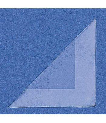 LEUCHTTURM Esquinas autoadhesivas 32x32 mm. Cantoneras.  - 2