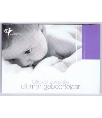 Cartera oficial euroset Holanda 2002 (Bebes)  - 2