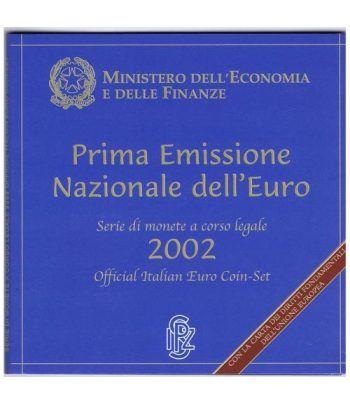 Cartera oficial euroset Italia 2002  - 2