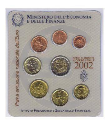 Cartera oficial euroset Italia 2002  - 4