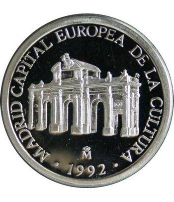 1 ECU. Madrid Capital Europea de la Cultura 1992  - 2
