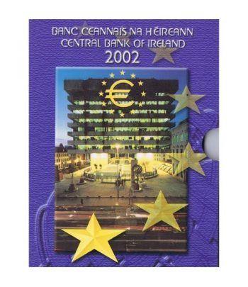 Cartera oficial euroset Irlanda 2002  - 1