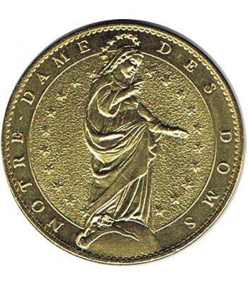 Medalla Notredame des Doms. Avignon.  - 1