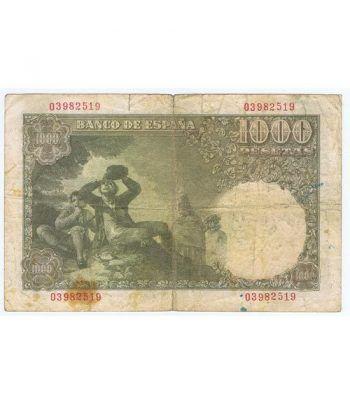 (1949/11/04) Madrid. 1000 Pesetas. BC+. Serie 03982519  - 4