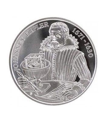 moneda Austria 10 Euros 2002 (Castillo de Eggenberg).  - 2