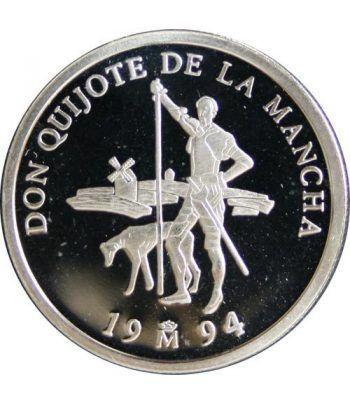 1 ECU. Serie Cervantes. España 1994  - 2