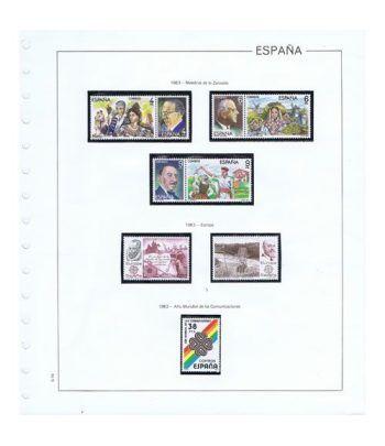 Colección Sellos de España 1982/2007.  - 2