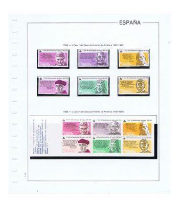 Colección Sellos de España 1982/2007.  - 4