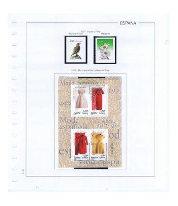 Colección Sellos de España 1982/2007.  - 8