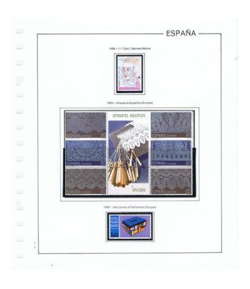 Colección Sellos de España 1982/2007.  - 10