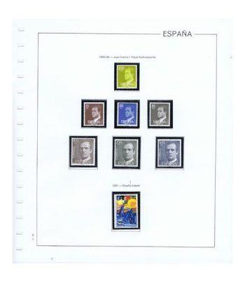 Colección Sellos de España 1982/2007.  - 12