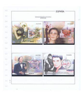 Colección Sellos de España 1982/2007.  - 20