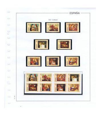 Colección Sellos de España 1982/2007.  - 22