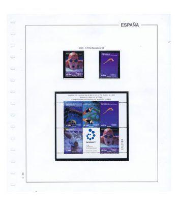 Colección Sellos de España 1982/2007.  - 24