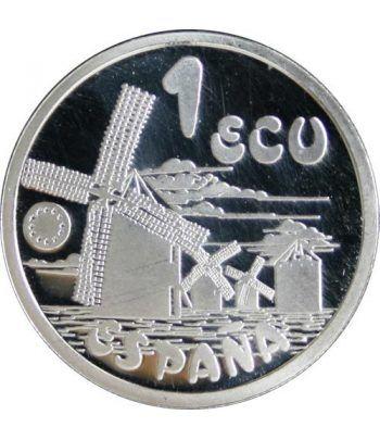 1 ECU. Serie Cervantes. España 1994  - 1