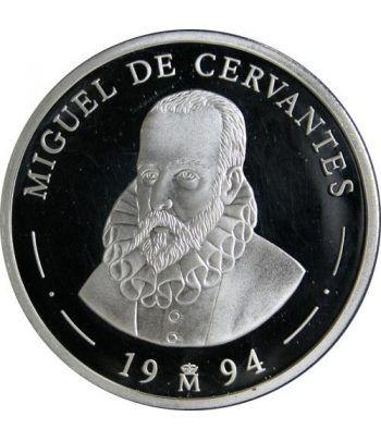5 ECU. Serie Cervantes. España 1994  - 4