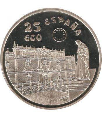 25 ECU. Serie Cervantes. España 1994  - 1