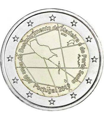 moneda conmemorativa 2 euros Portugal 2019 Madeira  - 2