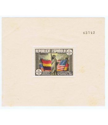 0764 HB Aniversario Constitución EE.UU. Fijasellos  - 1