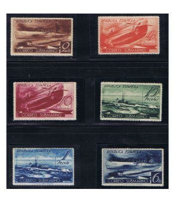 0775/80 Correo Submarino  - 1