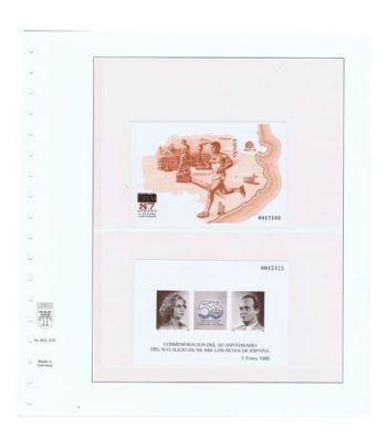 Colección Pruebas Lujo España 1975-2010.  - 10