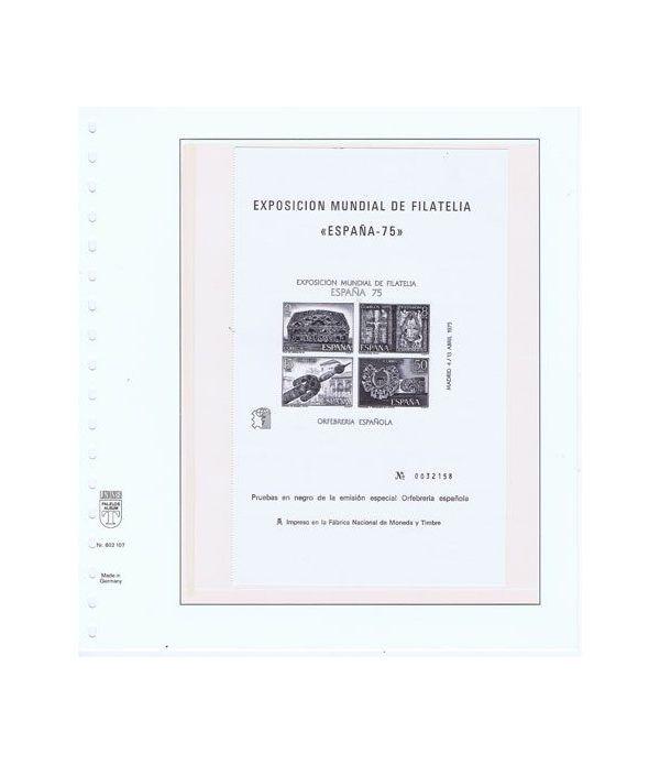 Colección Pruebas Lujo España 1975-2010.  - 1