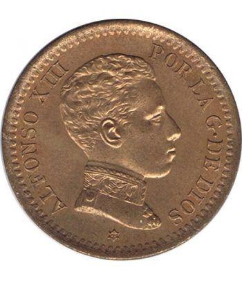 2 céntimos 1905 *05 Alfonso XIII Madrid SM V. SC.  - 1