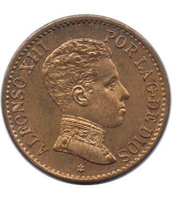 1 céntimo 1906 *06 Alfonso XIII Madrid SL V.  - 2