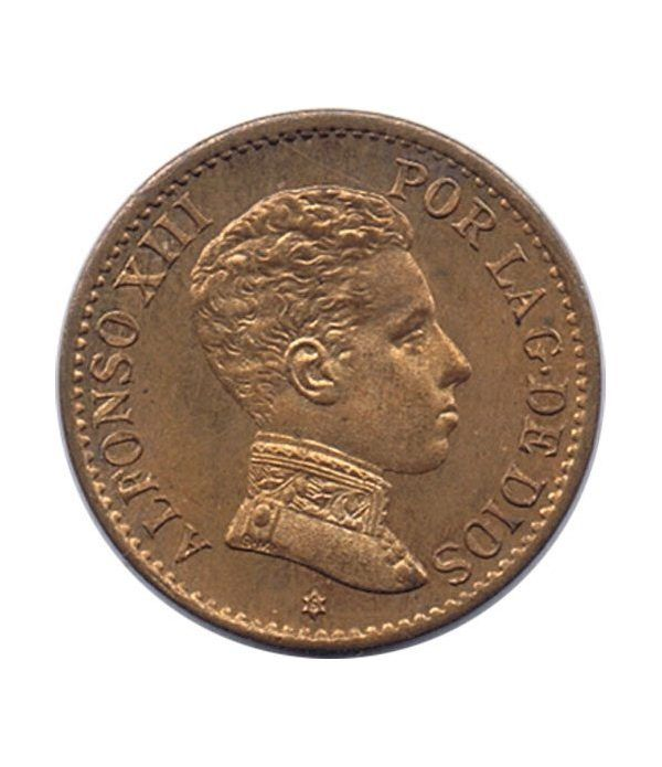 1 céntimo 1906 *06 Alfonso XIII Madrid SL V.  - 1