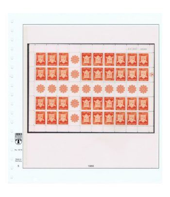 Colección Sellos de Israel Minipliegos 1963 al 2016. LUJO  - 18