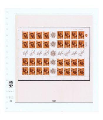 Colección Sellos de Israel Minipliegos 1963 al 2016. LUJO  - 26