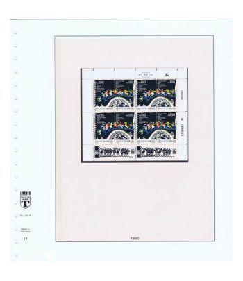 Colección Sellos de Israel Minipliegos 1963 al 2016. LUJO  - 28