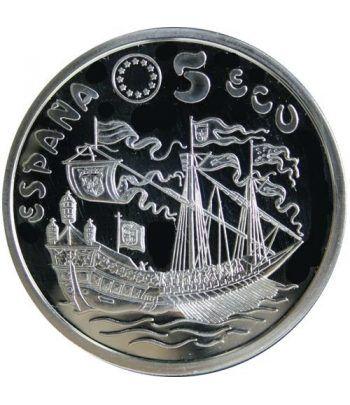 5 ECU. Serie Marina Española. España 1995.  - 1