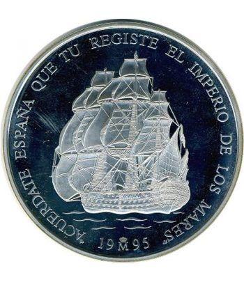 25 ECU. Serie Marina Española. España 1995  - 2