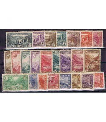 024/047 Paisajes y monumentos 1932. Sin 30A. Charnela  - 1