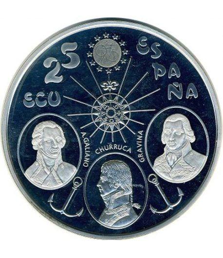 25 ECU. Serie Marina Española. España 1995  - 1