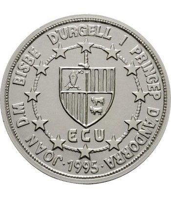 20 Diners de plata y oro Andorra 1995.  - 4