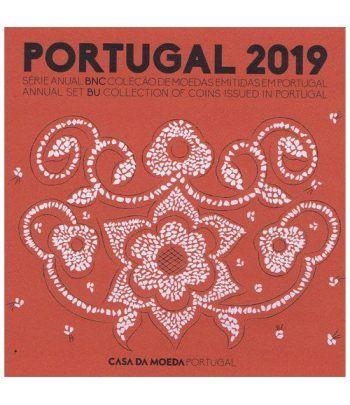 Cartera oficial euroset Portugal 2019  - 2