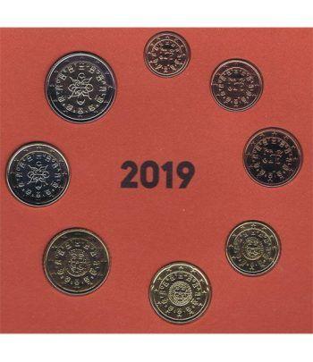 Cartera oficial euroset Portugal 2019  - 4