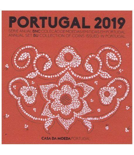 Cartera oficial euroset Portugal 2019  - 1