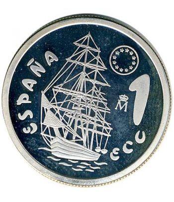 1 ECU. Serie Marina Española. España 1996  - 1
