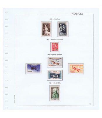 Colección Sellos de Francia 1950/2001 con HB y Carnets.  - 4