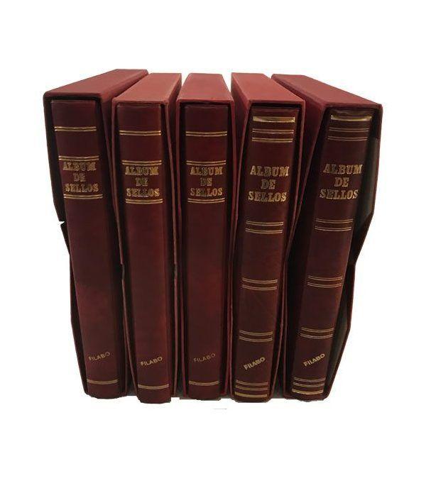 Colección Sellos de Francia 1950/2001 con HB y Carnets.  - 1