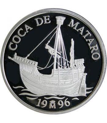5 ECU. Serie Marina Española. España 1996.  - 4