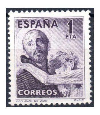 1070 IV centenario de la muerte de San Juan de Dios  - 2