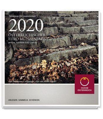 Cartera oficial euroset Austria 2020  - 1