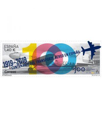 5339 Centenario Transporte aéreo en España 1919-2019  - 2