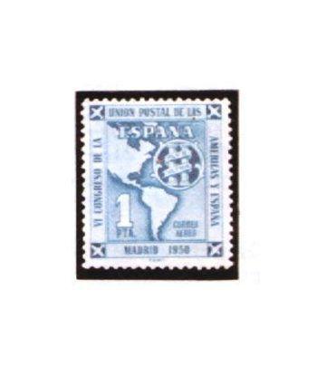1091 IV Congreso de la Unión Postal de las Américas y España  - 2