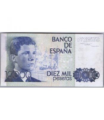 (1985/09/24) Madrid. 10000 Pesetas. EBC  ERROR.  - 2