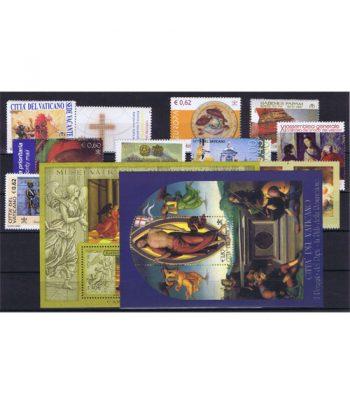 Vaticano (2005) Año completo sin carnet  - 1